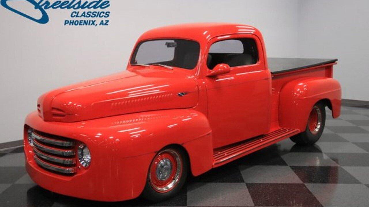 1950 Ford F1 for sale near Meza, Arizona 85204 - Classics on ...