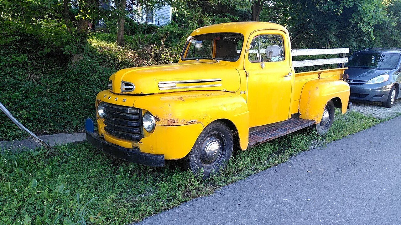 1950 Ford F1 for sale 101006960