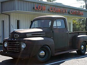 1950 Ford F1 for sale 100956691