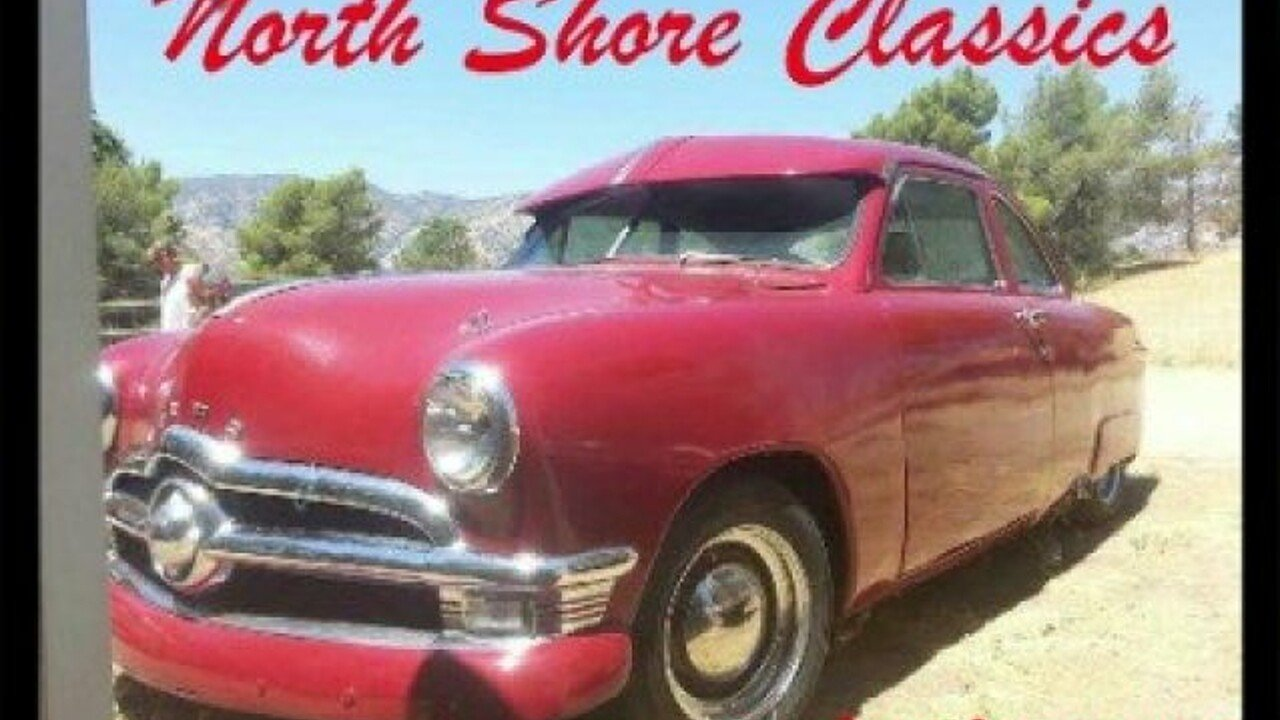 1950 Ford Other Ford Models for sale 100790849