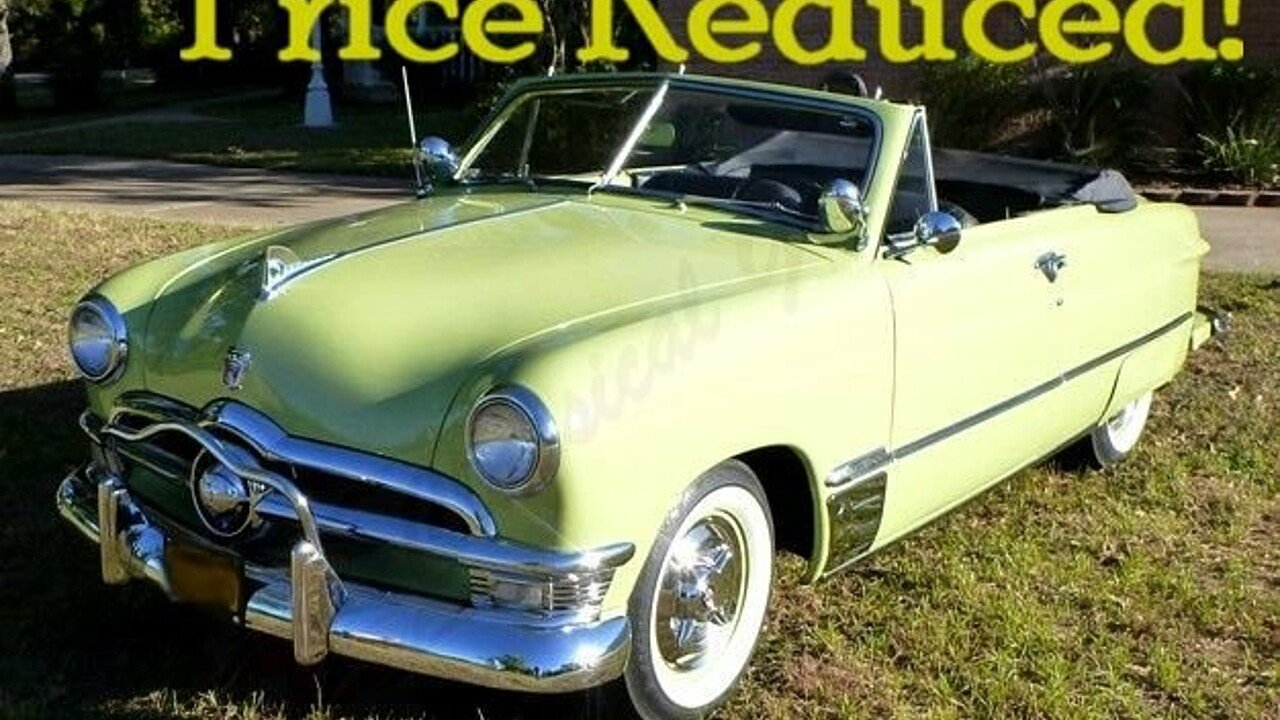 1950 Ford Other Ford Models for sale 100922353