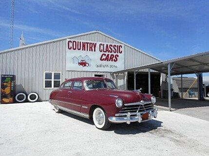 1950 Hudson Commodore for sale 100754437
