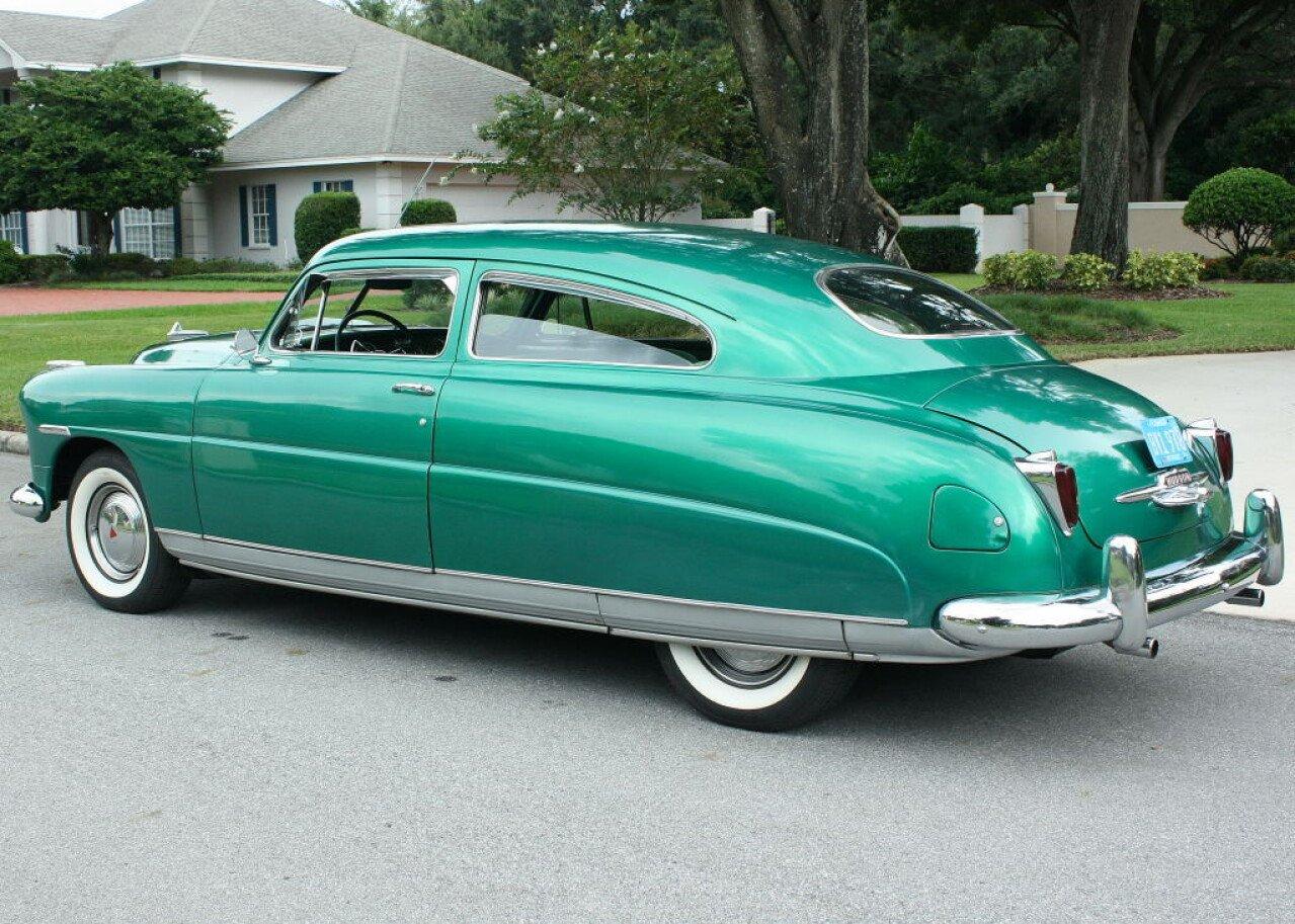 1950 Hudson Pacemaker For Sale Near Lakeland Florida