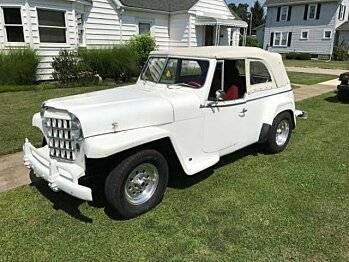 1950 Jeep Jeepster for sale 100955387