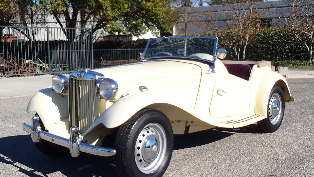 1950 MG MG-TD for sale near Simi Valley, California 93065 ...