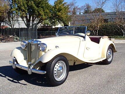 1950 MG MG-TD for sale 100929706