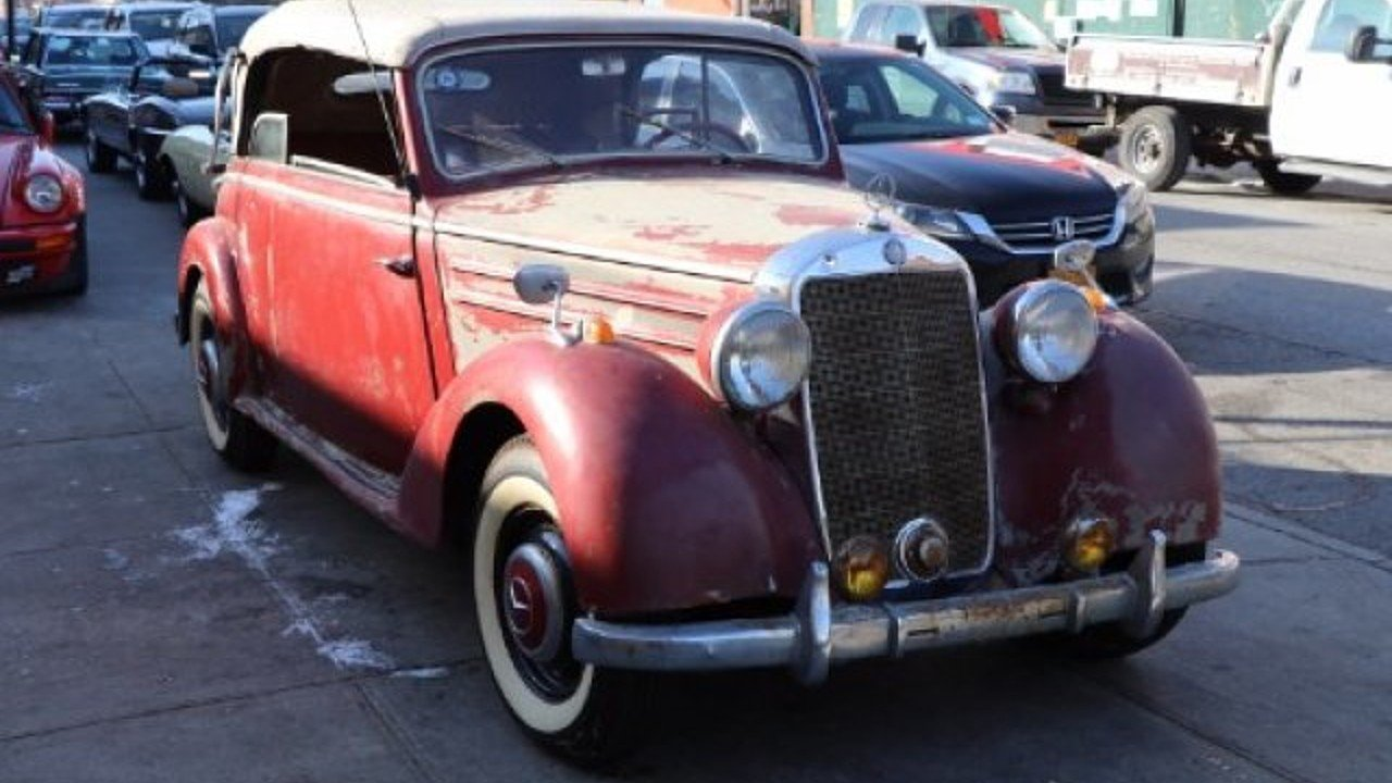 1950 Mercedes-Benz 170S for sale 100840813