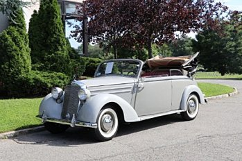 1950 Mercedes-Benz 170S for sale 101011497