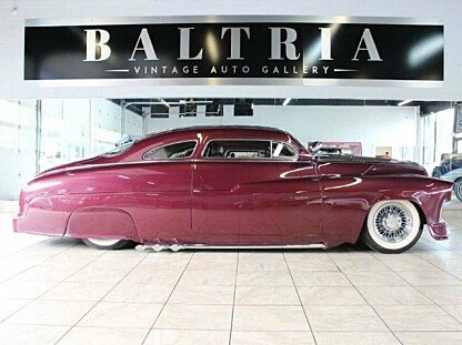 1950 Mercury Custom for sale 100841182