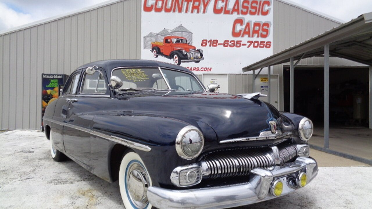 1950 Mercury Other Mercury Models for sale near Staunton, Illinois ...