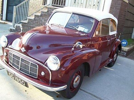 1950 Morris Minor for sale 100823405