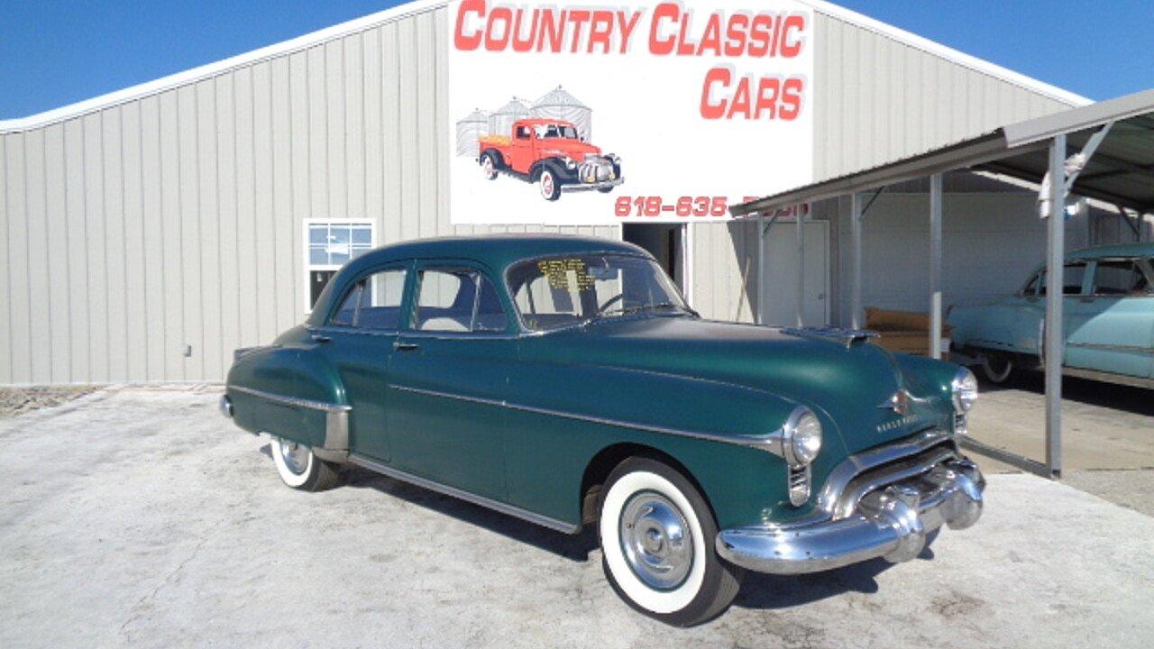 1950 Oldsmobile 88 for sale near Staunton, Illinois 62088 - Classics ...