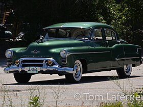 1950 Oldsmobile Ninety-Eight for sale 100995984