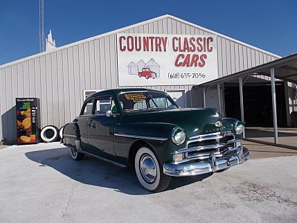 1950 Plymouth Deluxe for sale 100754438