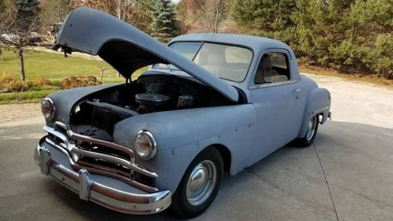 1950 Plymouth Other Plymouth Models For Sale Near Cadillac