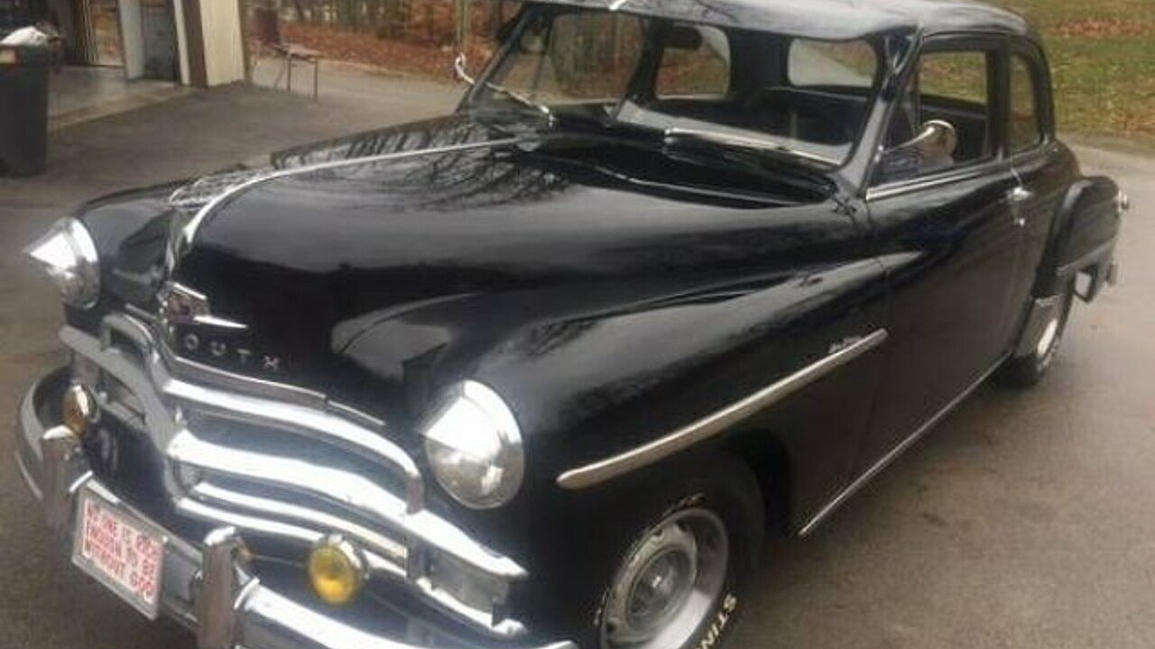 1950 Plymouth Other Plymouth Models for sale 100946786