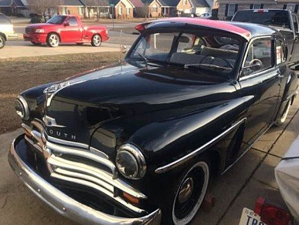 1950 Plymouth Other Plymouth Models for sale 100842650