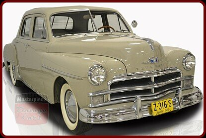 1950 Plymouth Special Deluxe for sale 100766704