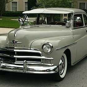 1950 Plymouth Special Deluxe for sale 100889715