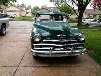 1950 Plymouth Special Deluxe for sale 100913922