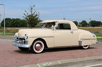 1950 Plymouth Special Deluxe for sale 100931065