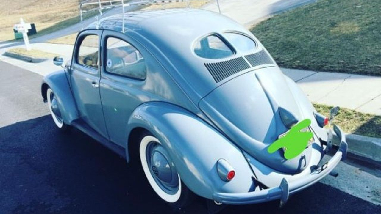 1950 Volkswagen Beetle for sale 100895614