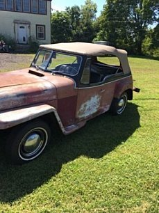 1950 Willys Jeepster for sale 101028883