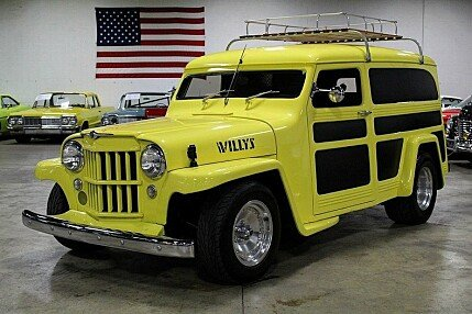 1950 Willys Other Willys Models for sale 100947419
