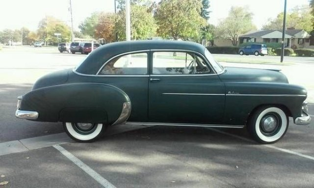 1950 chevys for sale