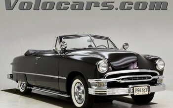 1950 ford Custom for sale 100990248