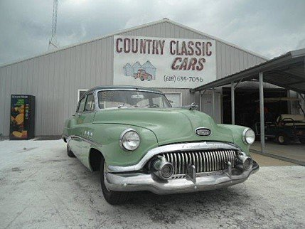 1951 Buick Super for sale 100748658
