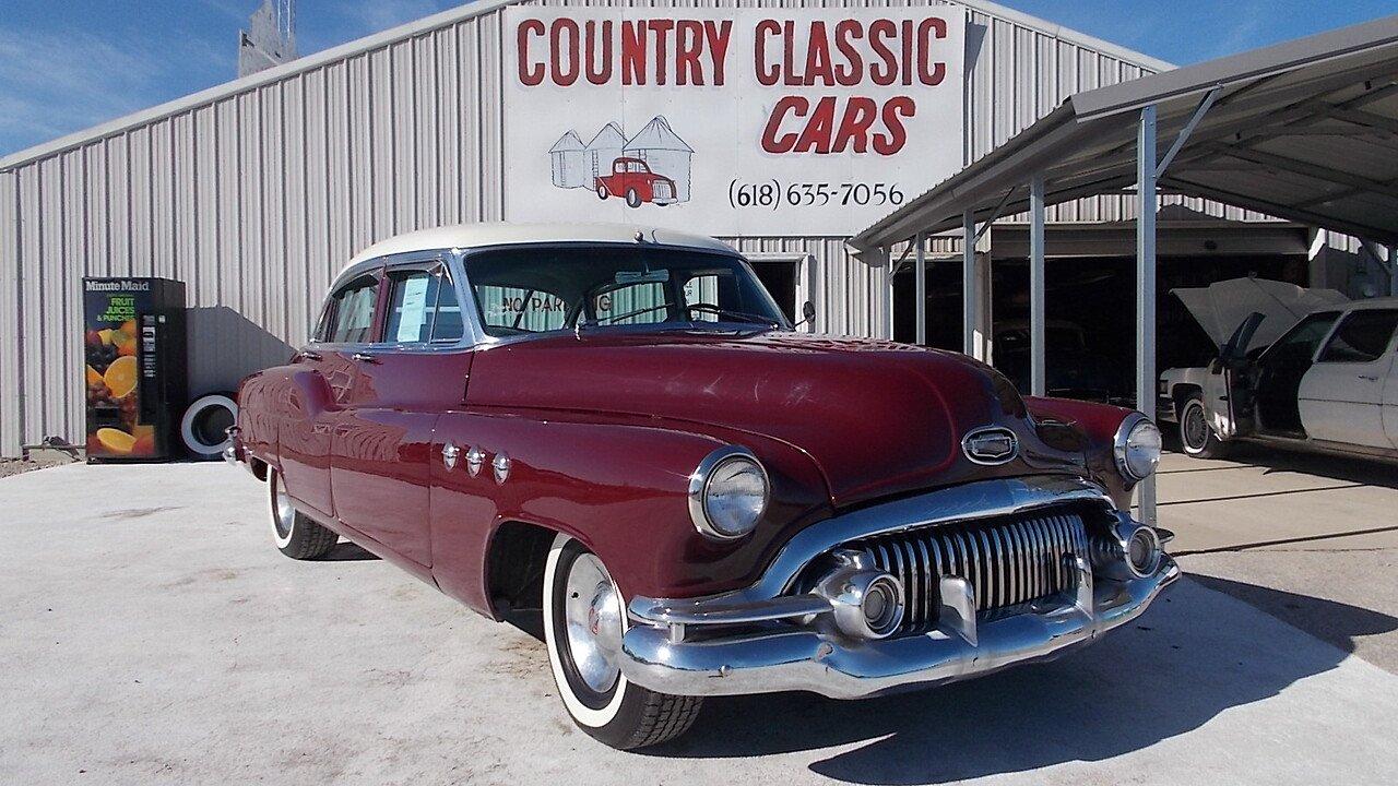 1951 Buick Super for sale near Staunton, Illinois 62088 - Classics ...