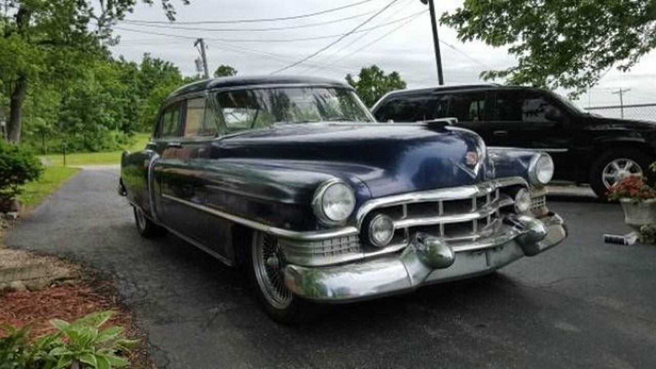 1951 Cadillac Series 62 for sale 100838721