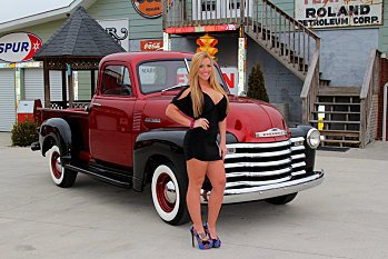 1951 Chevrolet 3100 for sale 100742459