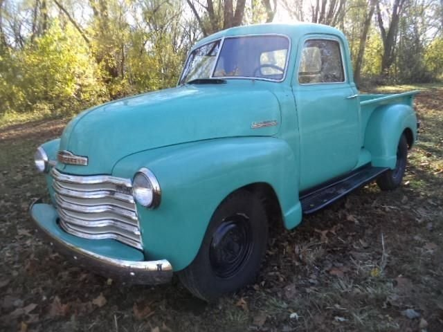 1951 chevy truck for sale