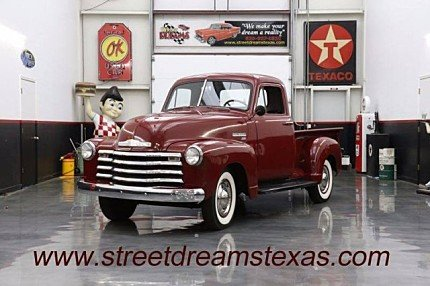 1951 Chevrolet 3100 for sale 100896237