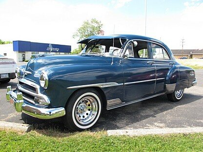 1951 Chevrolet Deluxe for sale 100773325