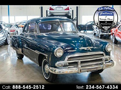 1951 Chevrolet Deluxe for sale 100955358