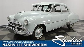 1951 Chevrolet Deluxe for sale 101034103