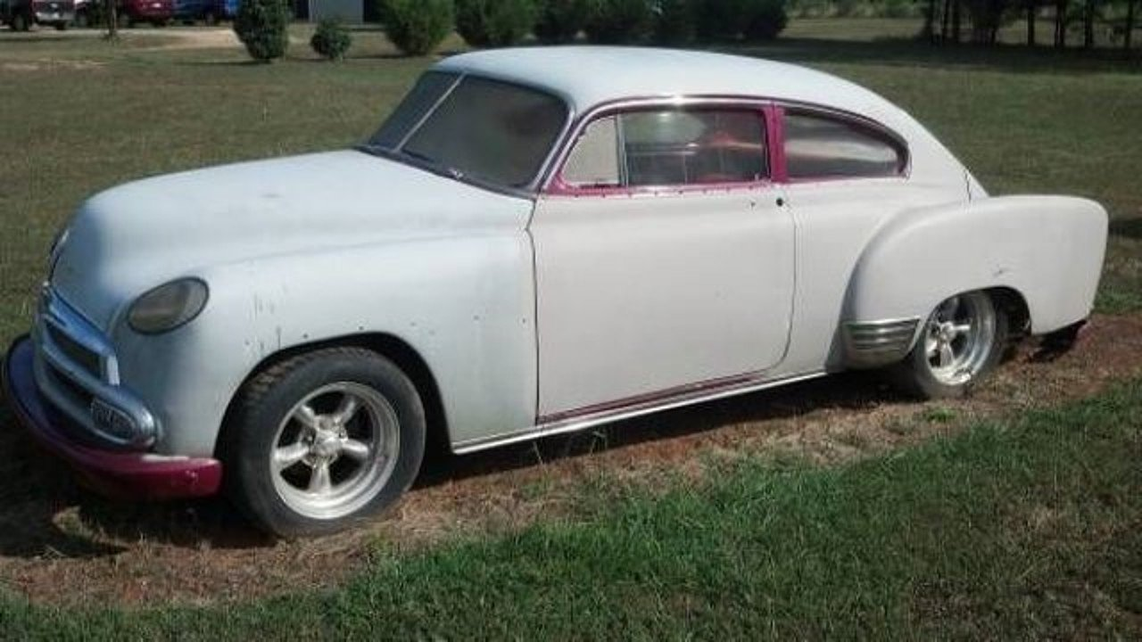 1951 Chevrolet Fleetline for sale 100823868