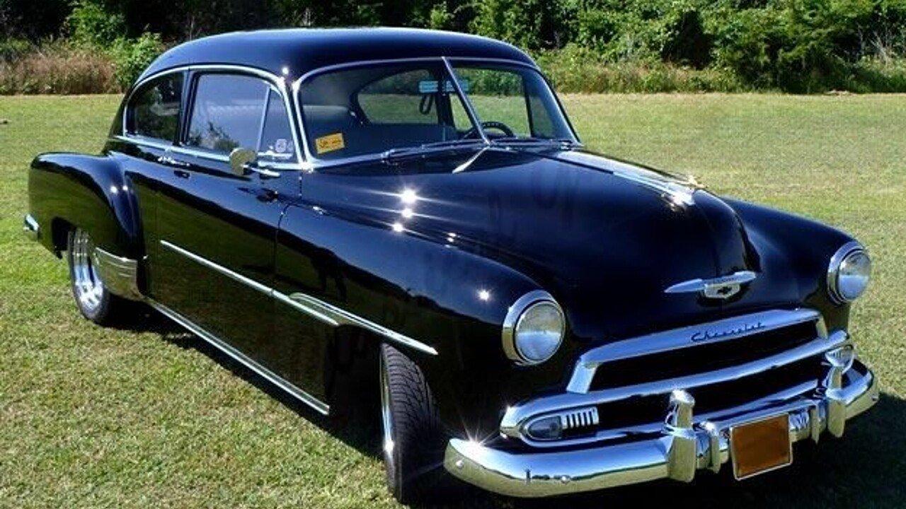 1951 Chevrolet Fleetline for sale near Arlington, Texas 76001 ...