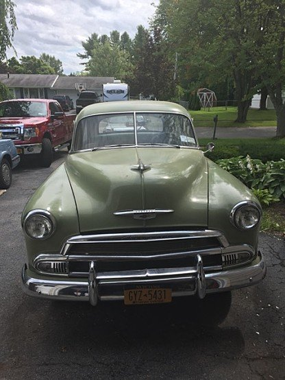 1951 Chevrolet Styleline for sale 100752501