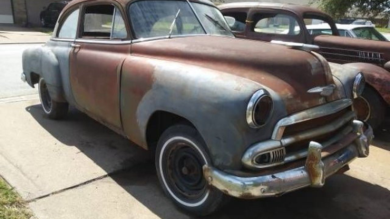 1951 Chevrolet Styleline for sale 100942907