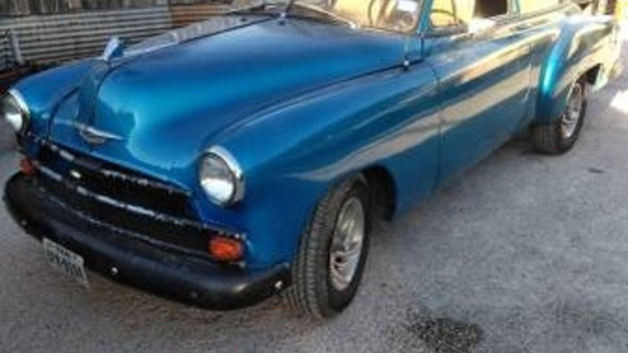 1951 Chevrolet Styleline for sale 100950782