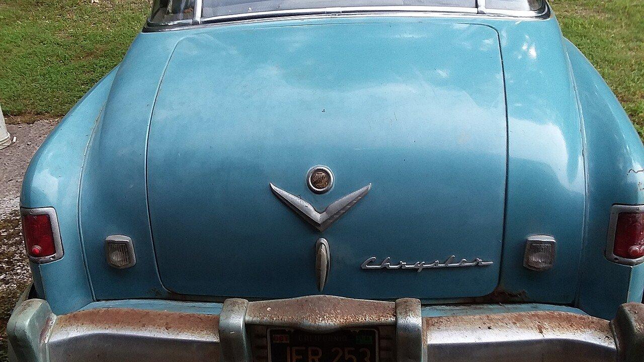 1951 Chrysler New Yorker For Sale Near Deltona Florida 32738 101037557
