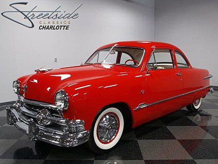 1951 Ford Custom Deluxe for sale 100867599