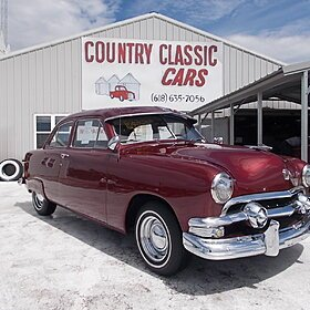 1951 Ford Custom for sale 100761323
