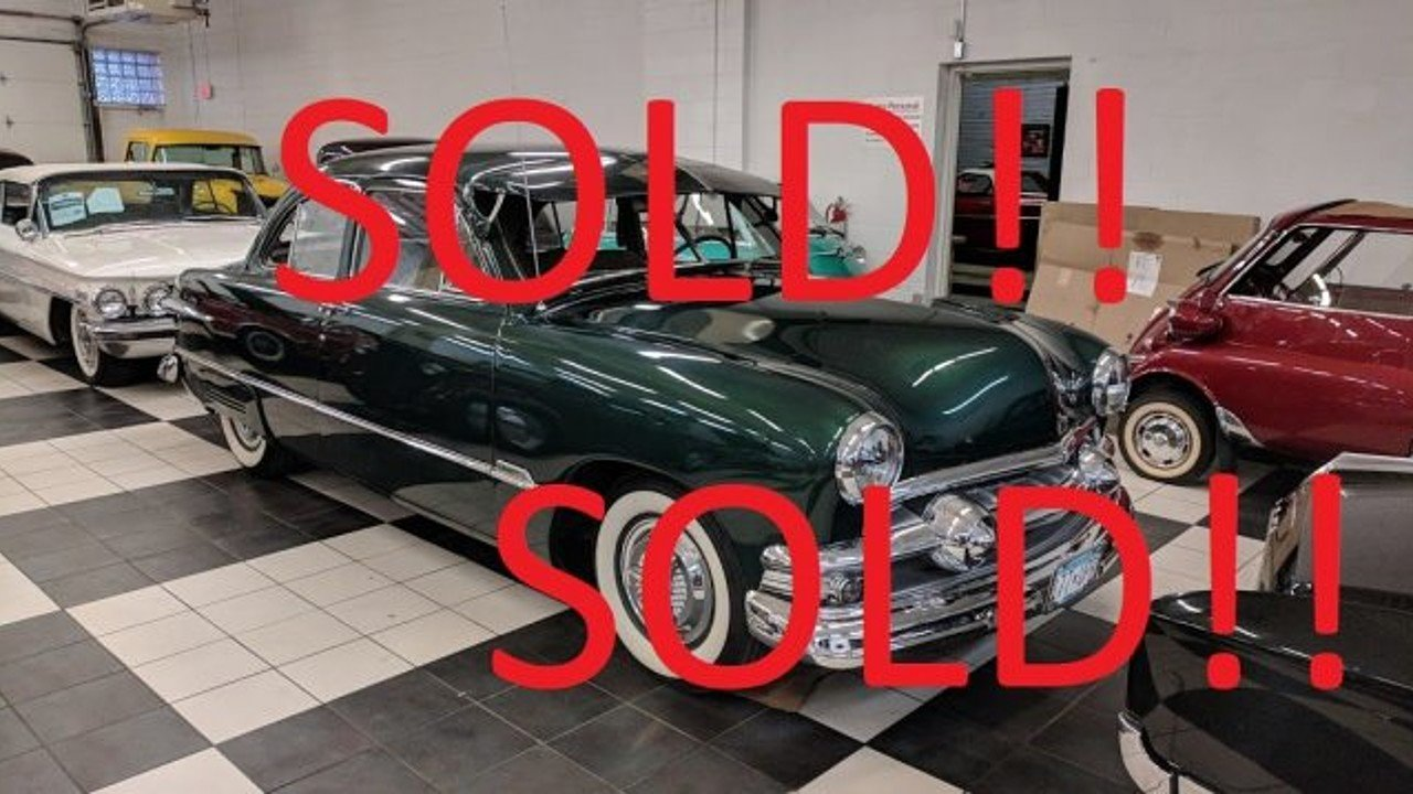 1951 Ford Custom Classics for Sale - Classics on Autotrader