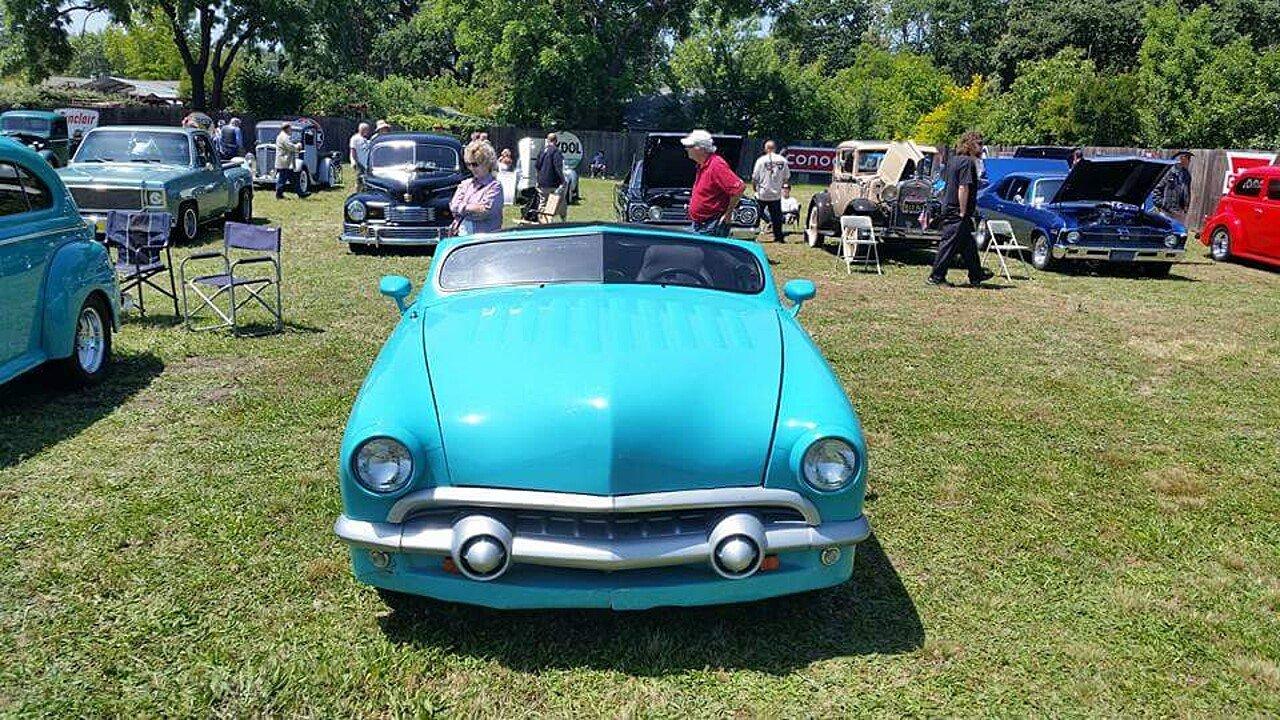 1951 Ford Custom for sale near Sebastopol, California 95472 ...