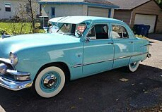 1951 Ford Custom for sale 100833240